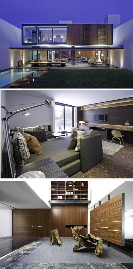 Casa RO, Guadalajara MX | Arquitectura Del Siglo XXI | Scoop.it