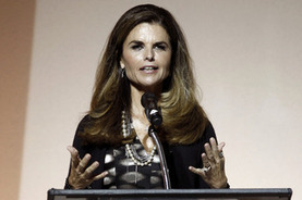 Maria Shriver returning to NBC News for programming on women | TVFiends Daily | Scoop.it
