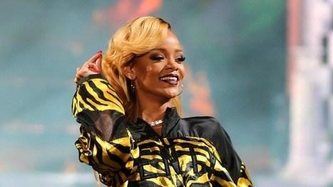 Rihanna: I owe everything to fans   Euro Chart Bites Magazine   Scoop.it