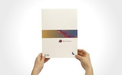 Stampa cartelline personalizzate: mezzaluna » My Brochure | Stampa cartelline personalizzate | Scoop.it