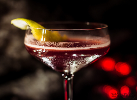 2 Bittersweet Halloween Cocktails with Wine | Wine Folly | Wine | Scoop.it