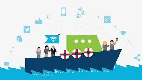 IBM Digital Lifeboat - Let's talk about customer experience design - Feb, 19th 4 – 6:30pm - The IBM Client Centre, London | Technology: Everyting Digital | Scoop.it