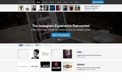 13 Instagram Tools for Businesses | The Perfect Storm Team Mobile | Scoop.it