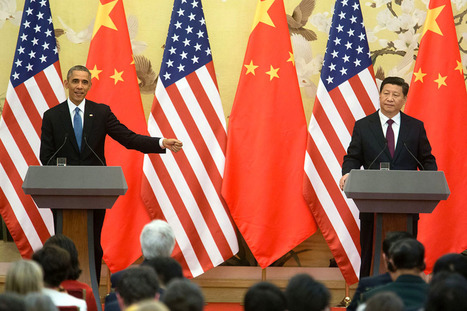 US, China Formally Join Paris Climate Agreement | Politics in Alberta | Scoop.it