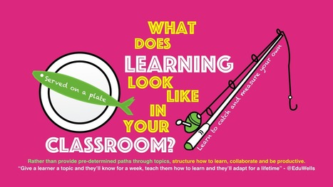 Is your classroom filled with students or learners? | Purposeful Pedagogy | Scoop.it