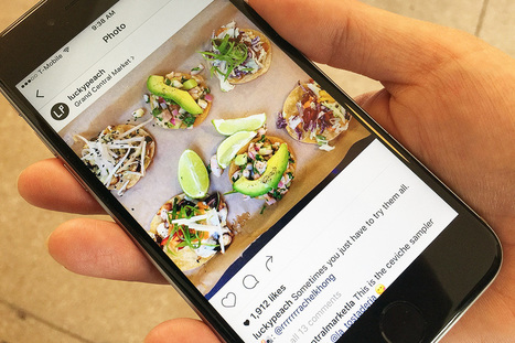 Chefs+Tech Newsletter: Instagram's Influence on Restaurant Design | Tourism Social Media | Scoop.it