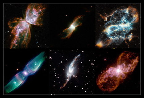 Mystery Alignment of Dying Stars Puzzles Scientists | The Garden of Souls | Scoop.it