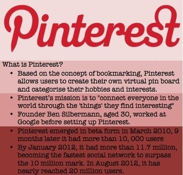 Pinterest - potential marketing nirvana or just sentimental fluff?   simply communicate   Network Marketing Training   Scoop.it