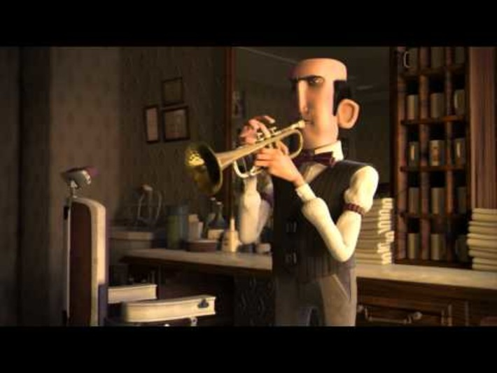 SWING OF CHANGE (HD) 1930′s Barbershop Musical – 3d student Animated Film (ESMA) « Safegaard – Movie Theater | Machinimania | Scoop.it