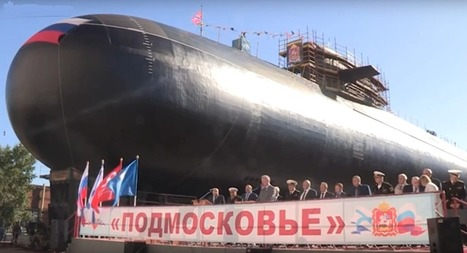 Ce sous-marin nucléaire russe qui intrigue les experts US / Sputnik France - Actualités - Prises de Position - Radio | Géopoli | Scoop.it