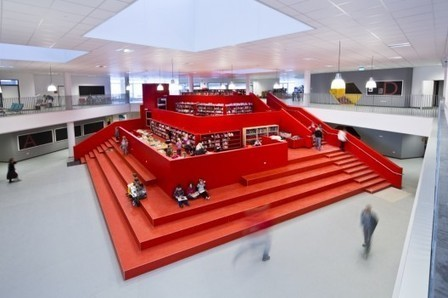 [Denmark] New City School, Frederikshavn  / Arkitema Architects | The Architecture of the City | Scoop.it