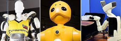 Möt din blivande familj - om robotutveckling i Japan | IT-Lyftet & IT-Piloterna | Scoop.it