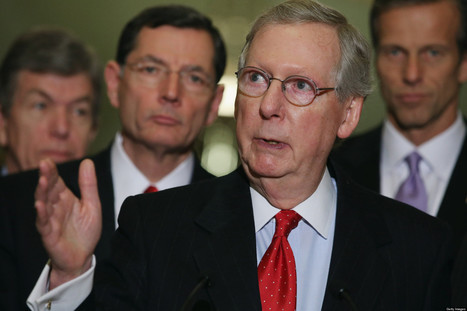 Mitch McConnell: Senate GOP Has Treated Obama's Judicial Nominees 'Very Fairly' | Daily Crew | Scoop.it