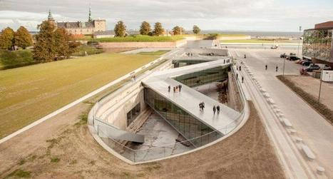 The Danish National Maritime Museum by BIG | Libraries | Scoop.it