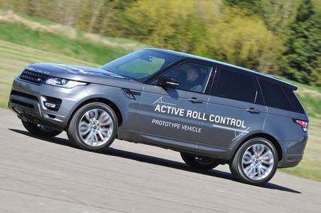 Range Rover Sport prototype driven | Carros | Scoop.it