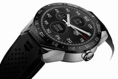 TAG Heuer, Google Release First Swiss Smartwatch | Gadgets I lust for | Scoop.it