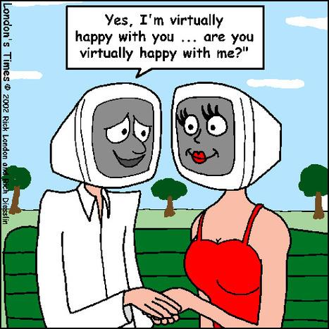 Amantes virtuales | #TRIC para los de LETRAS | Scoop.it