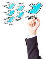 5 Ways to Effectively Use Twitter to Land Your Next Job - Simply Hired Blog | Doctor Data | Scoop.it