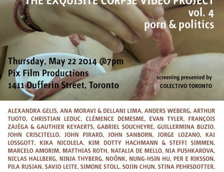 EXQUISITE CORPSE VIDEO PROJECT | Silvie Mexico | Scoop.it