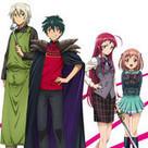 "Satan Takes a Fast Food Job in ""Hataraku Maou-sama!"" Anime Visual   Anime News   Scoop.it"