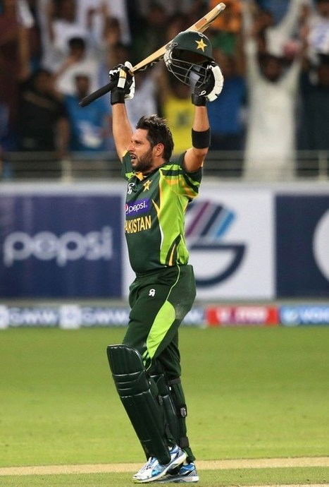 30+ Cool Shahid Afridi Pictures   Graphics Heat   Scoop.it