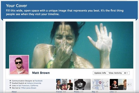 The New Facebook: A Timeline for Personal Discovery and Storytelling Brian Solis | FutureMedia | Scoop.it