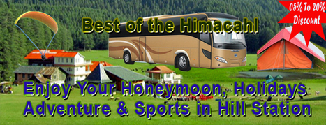 Himachal Tour Packages from Delhi | Bangalore | Mumbai | Travel Indiaa Tour Package | Scoop.it