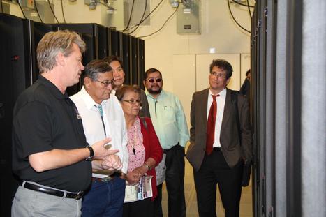 AZ: 'Technology Nation': Navajos Open Data Center for Broadband Cloud   ICTMN.com   TechnoToday   Scoop.it