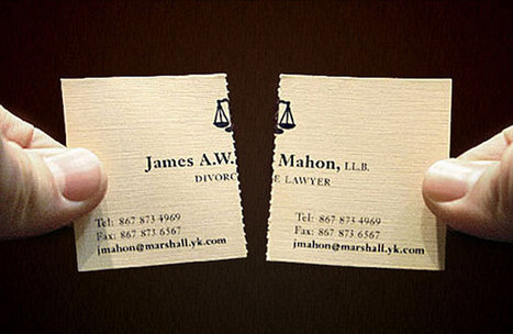 The 20 most creative business cards ideas | MarketingHits | Scoop.it
