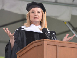 Arianna Huffington on Redefining Success: 2013 Smith College Commencement Address | Women & Leadership in Higher Education | Scoop.it