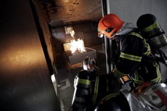 Être pompier volontaire en centre-ville, c'est possible   Sapeurs-pompiers du Calvados   Scoop.it