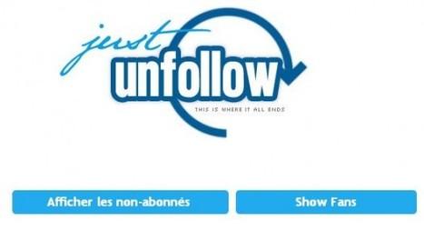 Ne plus suivre les utilisateurs Twitter qui ne vous suivent pas | Ballajack | Time to Learn | Scoop.it