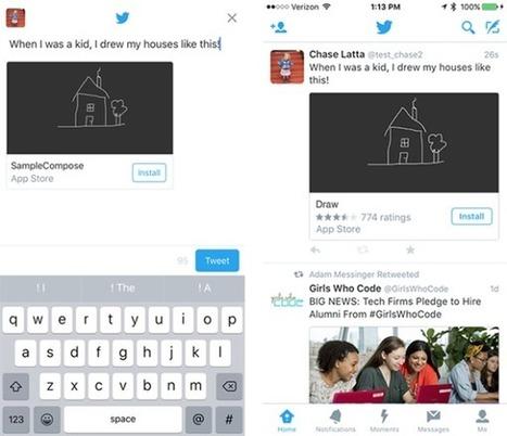 Nouveautés Twitter : Curator pour tous, Twitter Publish, refonte de l'appli Mac, nouvelles APIs... - Blog du Modérateur | Collectivités territoriales et médias sociaux : | Scoop.it