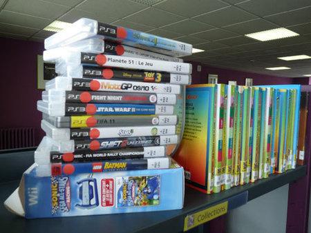 Mettre en place une offre de jeux vidéo en bibliothèque / Bibliothèque départementale de prêt du Calvados   Jeux vidéos et bibliothèques   Scoop.it