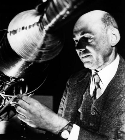 Robert Goddard's Interstellar Migration | Planets, Stars, rockets and Space | Scoop.it