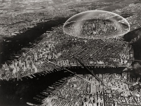Will Domes Cover Our Future Cities? Best #Cityreads of the Week | Smart cities | Scoop.it