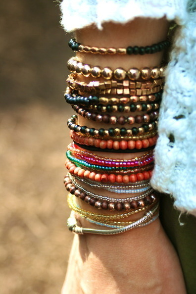 Friday Arm Candy Update | 2013 Fashion Trends in Jewelry | Scoop.it