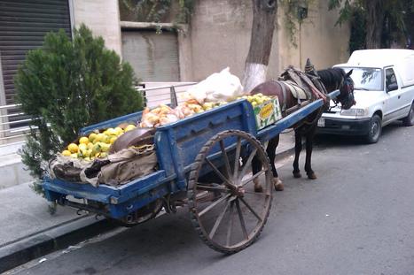 Radio Aporee -  Vendeurs ambulants de Damas | DESARTSONNANTS - CRÉATION SONORE ET ENVIRONNEMENT - ENVIRONMENTAL SOUND ART - PAYSAGES ET ECOLOGIE SONORE | Scoop.it
