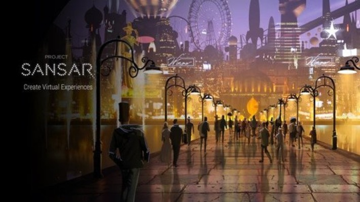 Linden Labs invites first group of creators to new Sansar platform | Hypergrid Business | Machinimania | Scoop.it