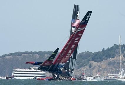PERSPECTIVES: America's Cup ou la plus belle course de Catamaran au Monde!   BLOW   Scoop.it