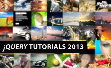 21 jQuery Tutorials of 2013 – Educate Yourself with Pleasure | desarrollo | Scoop.it