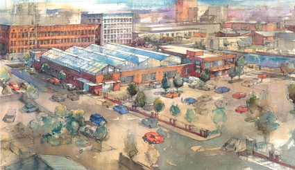 The Gowanus Whole Foods Will be Topped With a Rooftop Farm | Vertical Farm - Food Factory | Scoop.it
