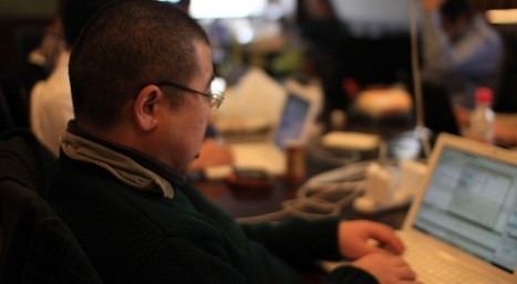 Fini le télétravail, vive le coworking | Slate | Coworking attitude | Scoop.it