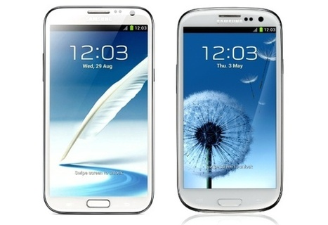 Samsung Galaxy S3 and Note 2 Android 4.4 update hope - Phones Review | Mobile Technology | Scoop.it