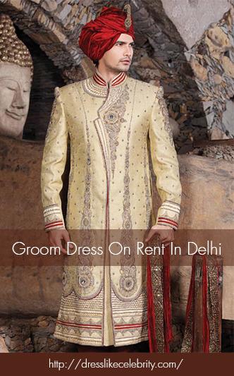 Groom Dress On Rent In Delhi