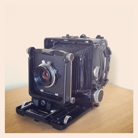Missed this guy. #wista #camera #largeformat #5x4 #film #firstlove #analogue | L'actualité de l'argentique | Scoop.it
