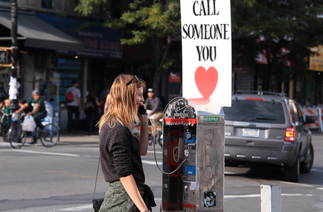 Video: New Yorkers Paying Other New Yorkers To Use A Payphone - Gothamist | New Uses for Public Phones | Scoop.it