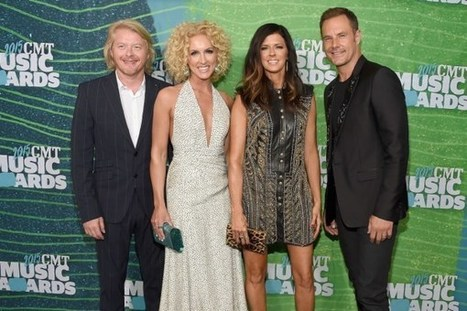 Little Big Town Postpone Return to the Road After Jimi Westbrook's Vocal Cord Surgery | Country Music Today | Scoop.it