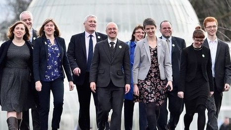 Scottish Greens aim to capitalise on discontent with SNP caution - FT.com | My Scotland | Scoop.it