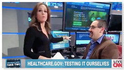 Video: CNN employee`s own mistake crashed Obamacare Web page | Daily Crew | Scoop.it